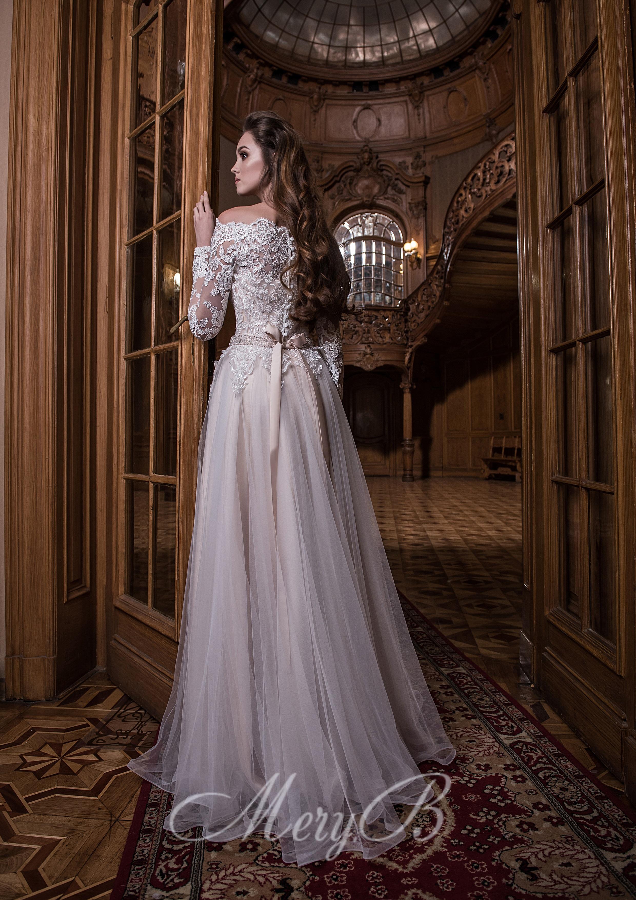 4f2c18f5936 Свадебные платья (фото). Тренды 2017